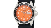 Orient Orange Automatic Dive CEM65004M